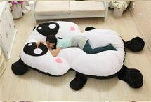 Just panda things