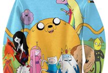 adventure time clothing