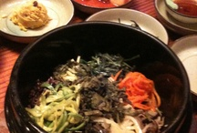 Korean Foods I love