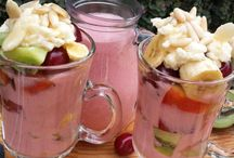Fruits, Smoothies and Shakes