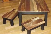 Kids furniture project