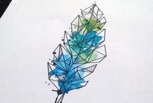 dessin origami
