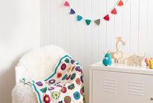 Habitaciones infantiles / Aquí encontrarás inspiración para decorar la habitación de los más pequeños.