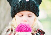 Hat knitting