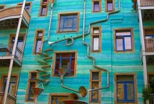 Amazing Architecture / by Anna Wright Potter