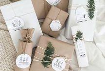 emballage / cadeaux