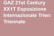 21st Century. Design after Design / Notizie da: XX1 Esposizione Internazionale della Triennale di Milano
