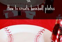 baseball party ideas / by Erin Koirtyohann