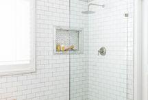 Bathroom / Bathroom interior design, wallpaper and eclectic interesting ideas