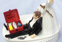 Wedding cake toppers / #Figurine #wedding #cake #weddingcake #toppers