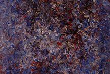 Abstract painting / Peinture Abstraite