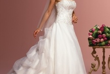 wedding dresses / Some cute stuff me && my sister might like to have one day / by Anna Moseley