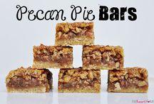 Pecan bars