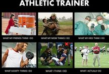 Athletic Trainer Life / by Megan Lefeld