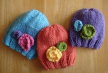 knit patterns & crochet