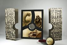 Book Packaging / Awesome Book packaging we've featured in our blog. If you want to customize your own book packaging, contact me- james@unifiedmanufacturing.com.