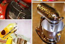 kitchen aid mixers
