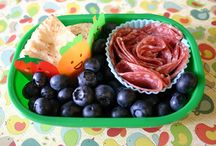 What to pack for lunch -- Preschool / Quick, healthy options for packing preschool lunch