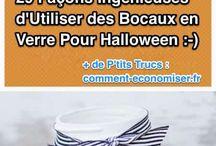 Halloween / Nos meilleures astuces d'Halloween pour vous faire économiser du temps et de l'argent !