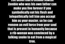 Atheist / Ridiculous Religion