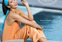 Resort 2014 Collection / Colors inspired by Turks & Caicos / by Maison de Papillon