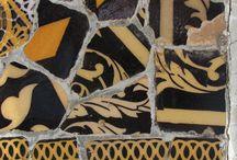 pattern / Inspirational pattern found on my travels. Design ideas.