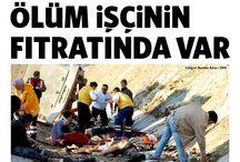 2014 Kasım - Manşetler
