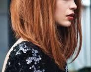 Haare und Make up