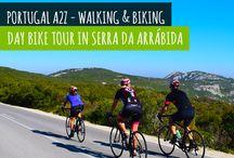 Day Bike Tour in Serra da Arrábida