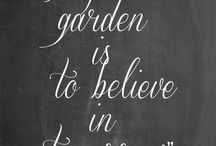 Garden Quotes to Love
