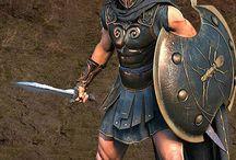 Greek Warriors