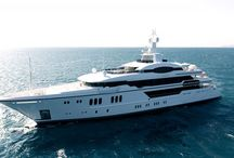 Yachts / A selection of our favorite yachts