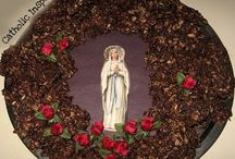 Our Lady of Lourdes / by Elena LaVictoire