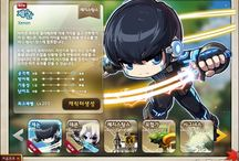 MapleStory private server! / The developer of the Pocket MapleStory (mobile version of MapleStory) Nexon, added a new character named Xenon, which is an artificial human created by an evil scientist who joins the rebel army.