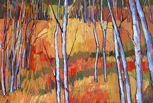 Carol / Birch trees