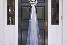 廊下、ドア