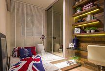 Apartamentos Decorados Yticon / Decoração para apartamentos até 80m²