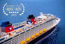 Disney Cruise Lines / Cruising the Disney way