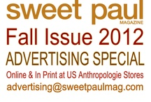 Sweet Paul FALL! / I love Autumn, don't you? / by Sweet Paul Magazine