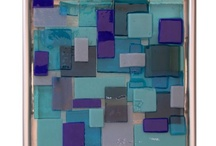 fused glass / by J-co Janitorial Supply & Castle Wynd Glassworks
