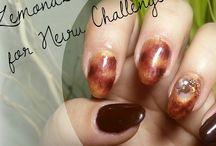 Zemona's Nails for Neiru Challenges / www.neiru.me