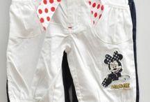 Spodnie dziecięce Myszka Minnie / http://onlinehurt.pl/?do_search=true&search_query=myszka+minnie