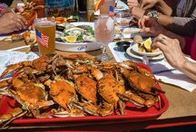 Best vacations in Maryland.