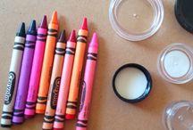 Make up things