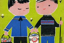 vintage kids / by rocket lulu