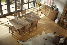 Reclaimed Solid Wood Furniture