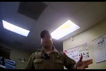 Viral Video - VIDEO - Bodycam Shows Deputy Arrested in DWI Accident with Inmate Driving