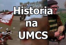 Kierunki studiów w Instytucie Historii UMCS / Prezentujemy ofertę edukacyjną dla maturzystów i licencjatów - 4 kierunki studiów prowadzonych w Instytucie Historii UMCS w Lublinie.