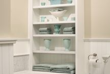 Bathrooms / by Stacey Loveless