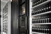 Luxury Wine Cellars / Inspirational high end wine cellars